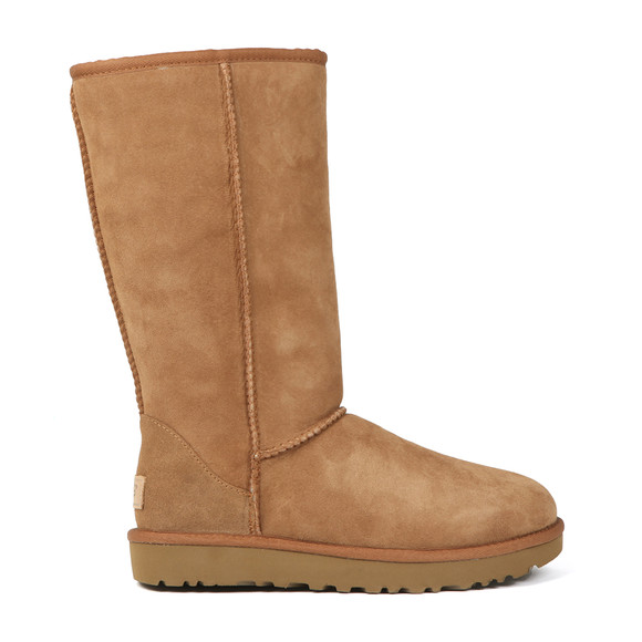 Ugg Womens Brown Classic Tall II Boot