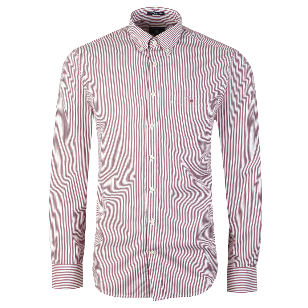 L/S Broadcloth Banker Shirt main image