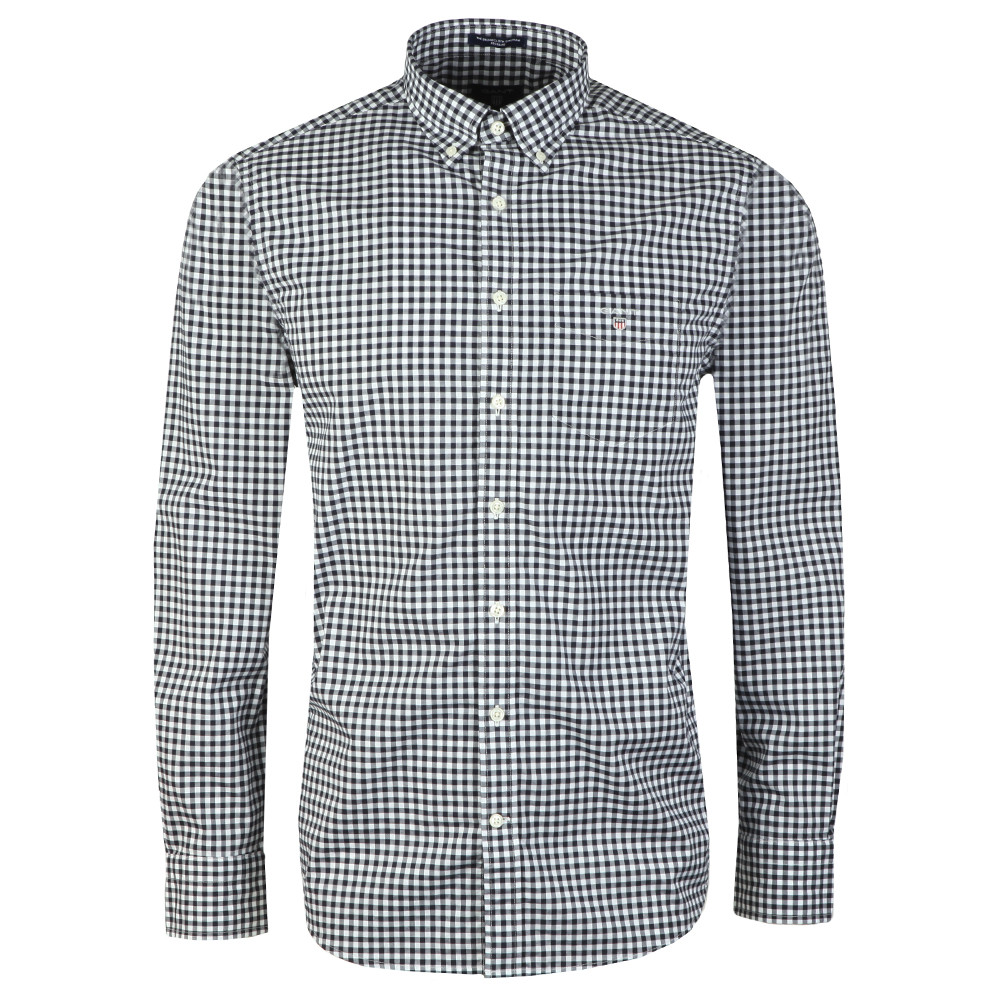 Broadcloth Gingham Shirt main image