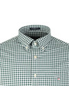 Gant Mens Blue L/S Broadcloth 3 Col Shirt