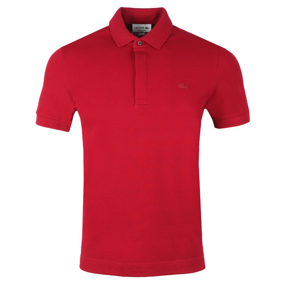 Lacoste Mens Red PH5522 Paris Polo main image