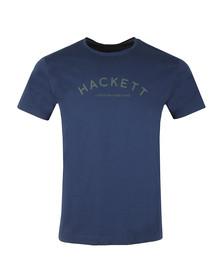 Hackett Mens Blue S/S MR Classic Tee