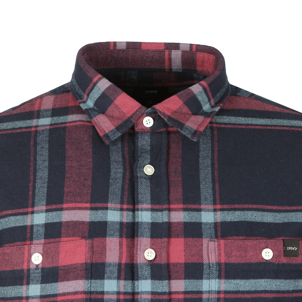Labour Flanel Shirt main image