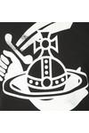 Vivienne Westwood Anglomania Mens Black Classic Sweatshirt