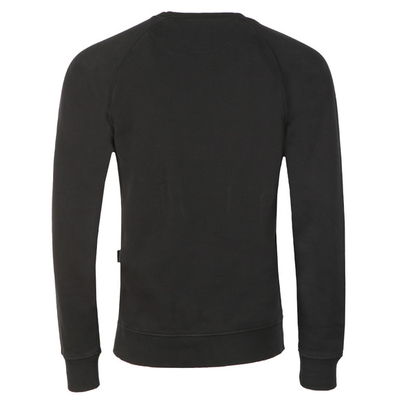 Vivienne Westwood Anglomania Mens Black Classic Sweatshirt main image