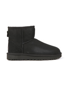Ugg Womens Black Classic Mini II Boot