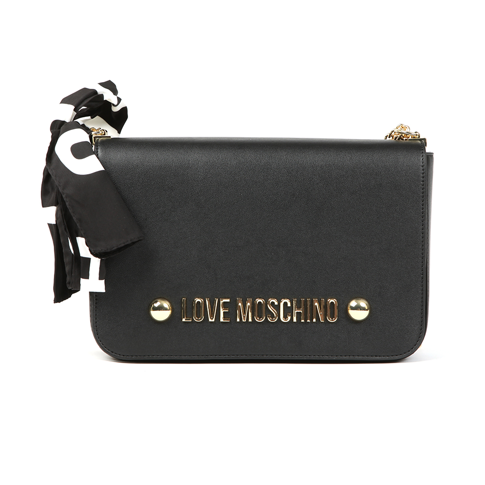Borsa Soft Grain Chain Bag main image