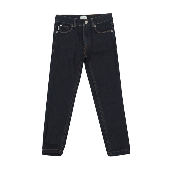 Paul Smith Junior Boys Blue Slim Stretch Jean
