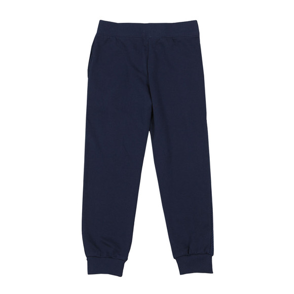 True Religion Boys Blue Boys Mesh Logo Sweatpant main image