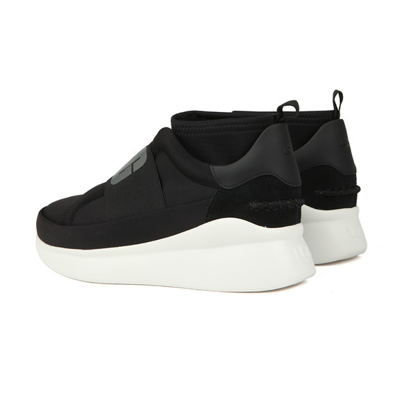 Ugg Womens Black Neutra Trainer main image