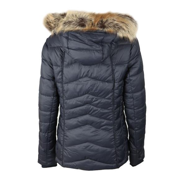 Barbour Lifestyle Womens Blue Bernera Quilt Jacket main image