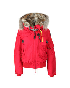 Parajumpers Womens Red Gobi Bomber Jacket