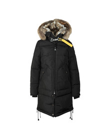 Parajumpers Womens Black Long Bear Jacket