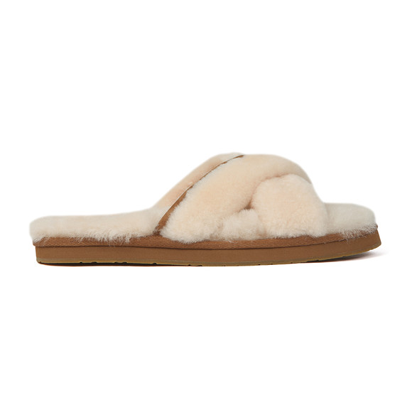 Ugg Womens Brown Abela Slipper main image