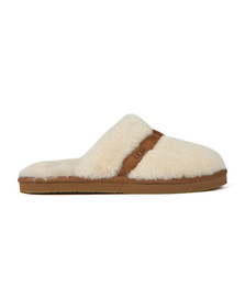 Ugg Womens Beige Dalla Slipper
