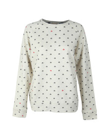 Barbour Lifestyle Womens Beige Hemsley Sweat