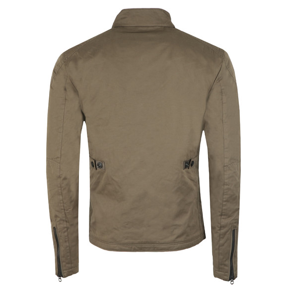 Superdry Mens Green Rotor Jacket main image