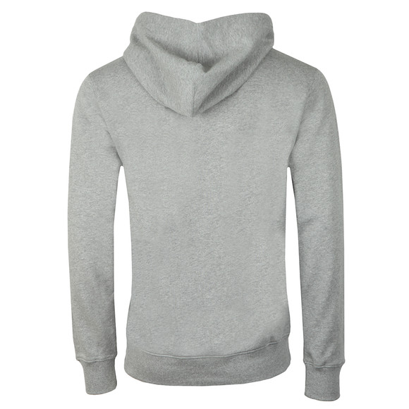 Calvin Klein Jeans Mens Grey Institutional Hoody main image