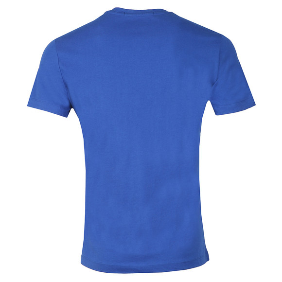 Calvin Klein Jeans Mens Blue S/S Institutional Tee main image