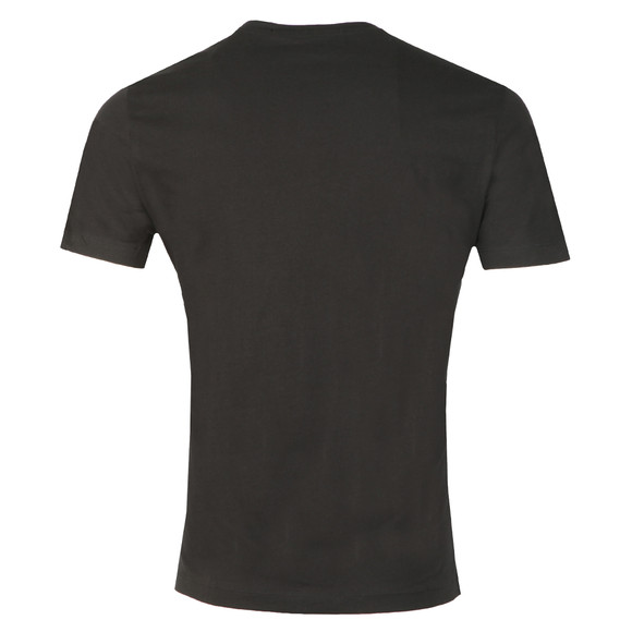 Calvin Klein Jeans Mens Black Chest Institutional Tee main image