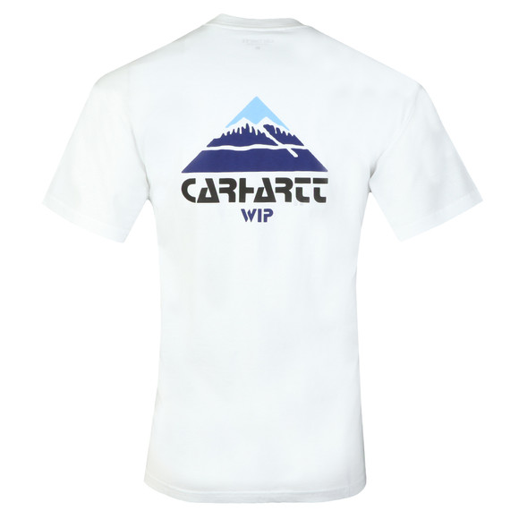Carhartt Mens White Mountain T Shirt main image
