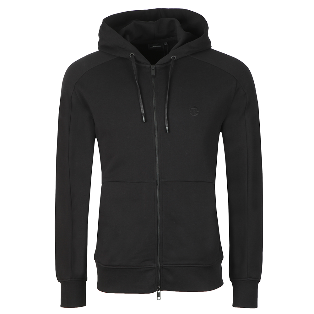 Throw Ring Hood Zip Loop Sweat main image