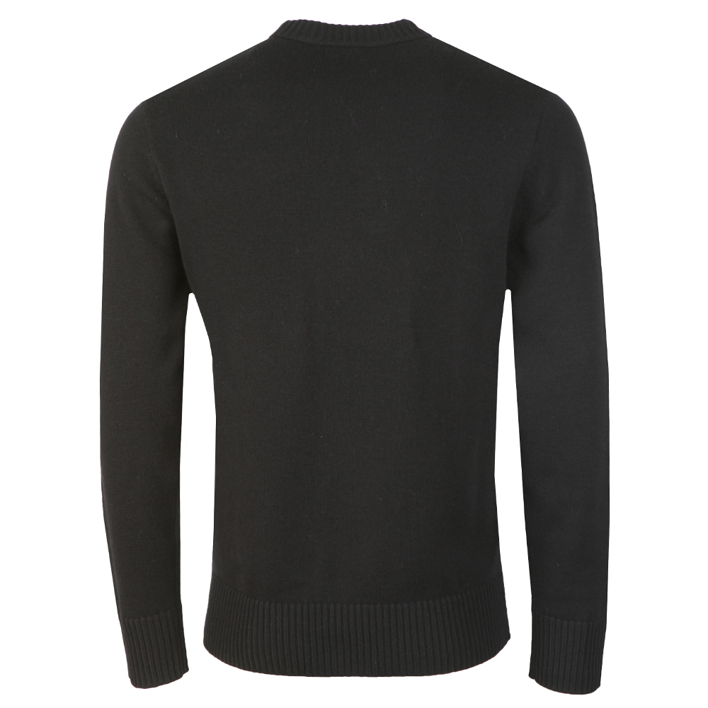 Virgil Chunky Wool Jumper main image