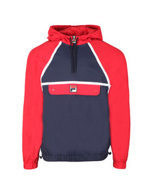 Fila Mens Blue Astor Batwing Jacket