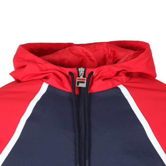 Fila Mens Blue Astor Batwing Jacket main image