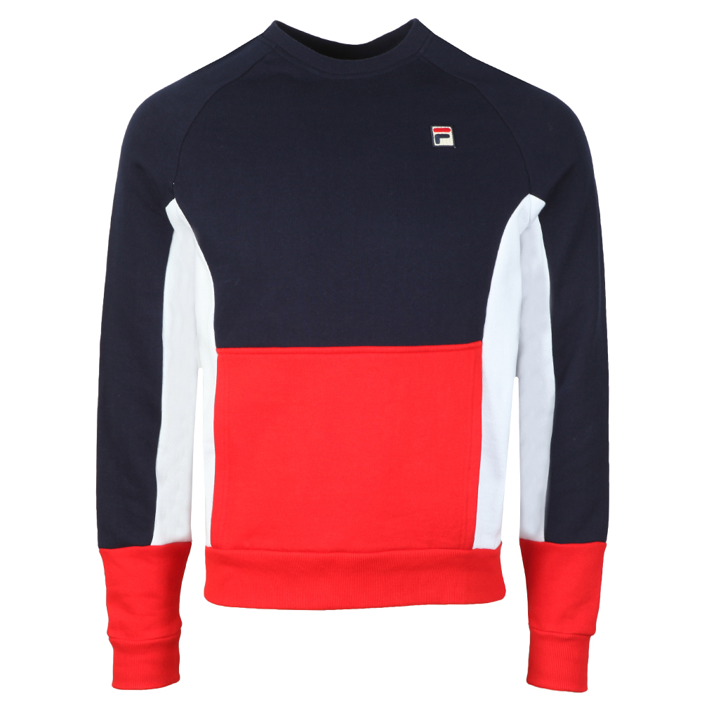 Foster Colour Block Sweatshirt main image