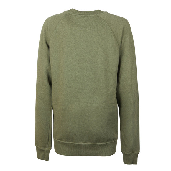 Vivienne Westwood Anglomania Womens Green Classic Sweatshirt main image