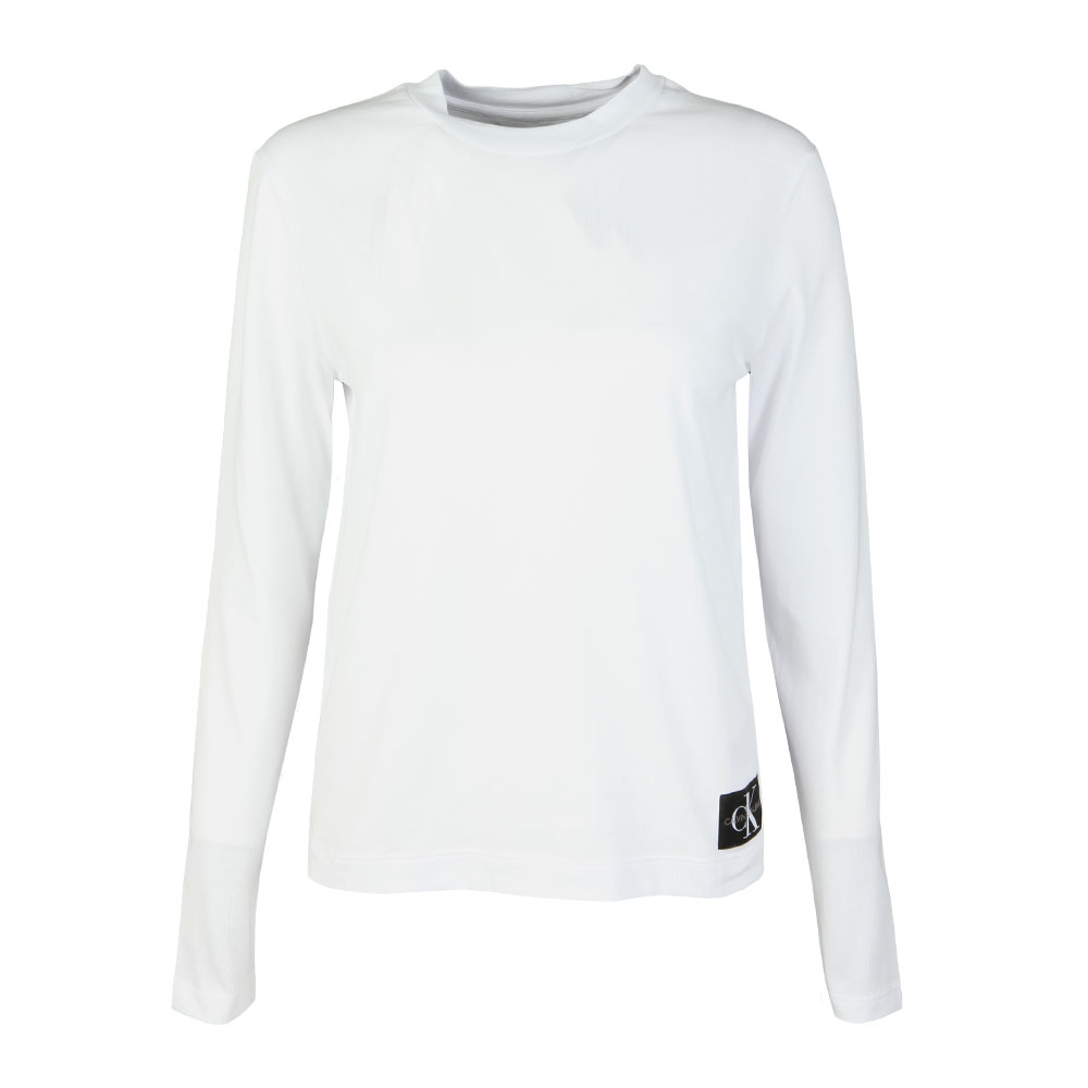 Monogram Logo Long Sleeve Tee main image