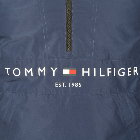 Tommy Hilfiger Mens Blue Padded Anorak main image