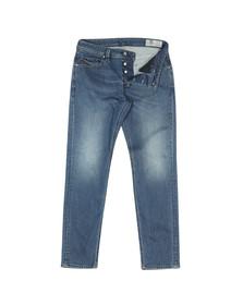 Diesel Mens Blue Larkee Beex Tapered Jean
