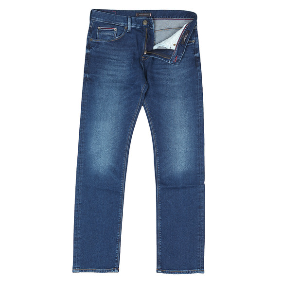 Tommy Hilfiger Mens Blue Slim Bleecker Stretch Jean main image