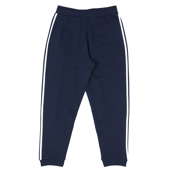 Adidas Originals Mens Blue 3 Stripe Sweat Pant main image