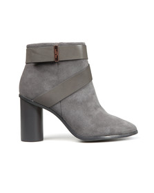 Ted Baker Womens Grey Matynas Suede Boot
