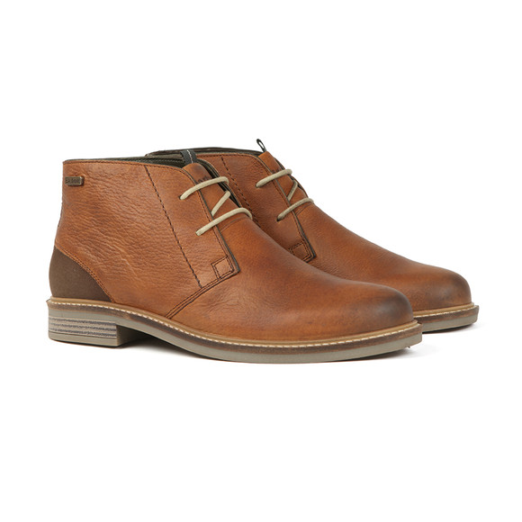 Barbour Lifestyle Mens Brown Readhead Boot main image