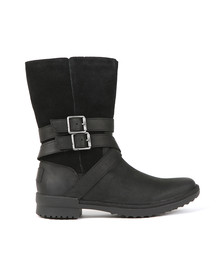 Ugg Womens Black Lorna Boot