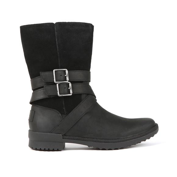 Ugg Womens Black Lorna Boot