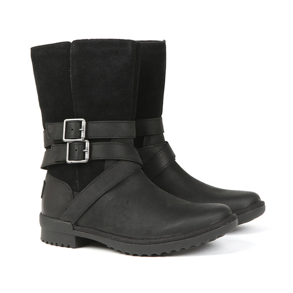 Ugg Womens Black Lorna Boot main image