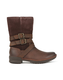 Ugg Womens Coconut Shell Lorna Boot