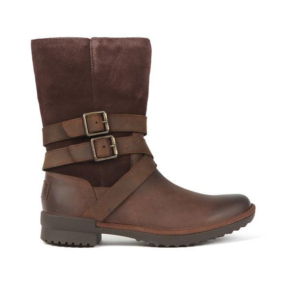 Ugg Womens Brown Lorna Boot