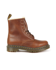 Dr. Martens Womens Brown Serena Boot