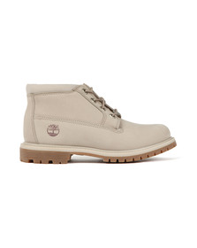 Timberland Womens Off-White Nellie Waterproof Chukka Boot