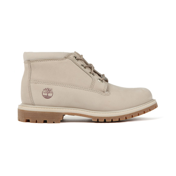 Timberland Womens Off-White Nellie Waterproof Chukka Boot main image