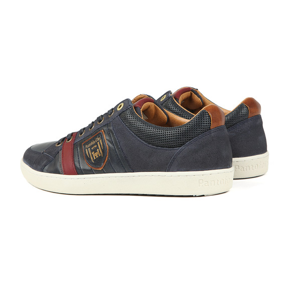 Pantofola d'Oro Mens Blue Tarente Uomo Low Trainer main image