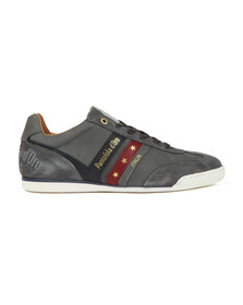 Pantofola d'Oro Mens Grey Vasto Uomo Low Trainer