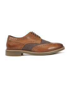Base London Mens Brown Rothko Brogue Shoe