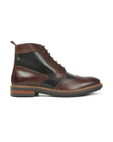 Base London Mens Brown Hopkins Boot